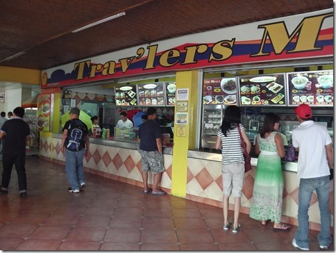 ルバオの売店