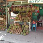【フィリピン移住先下見】マグサイサイフルーツマーケット(ダバオ)でドリアンを食す!